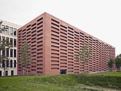 Justizzentrum Aachen. Foto: Michael Rasche